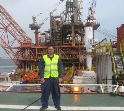 expérience maritime et offshore