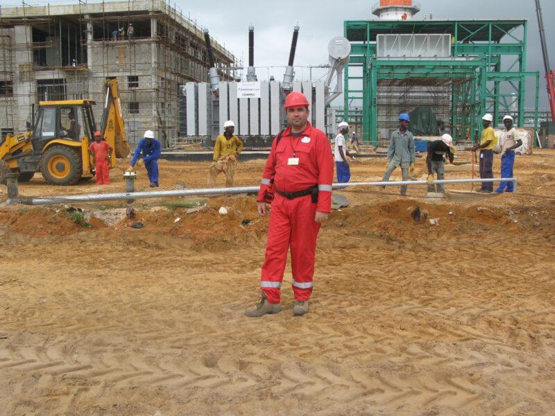 expériences polyvalentes et pluridisciplinaires en QHSE sur chantier BTP