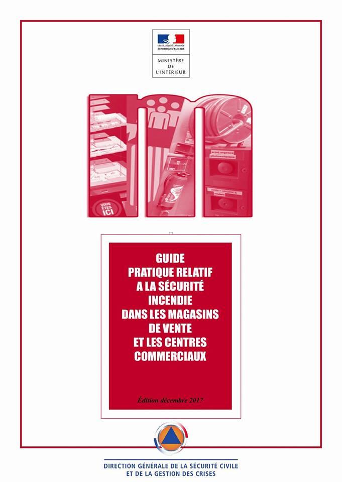 guide pratique de la s u00e9curit u00e9 incendie dans les magasins de vente et les centres commerciaux